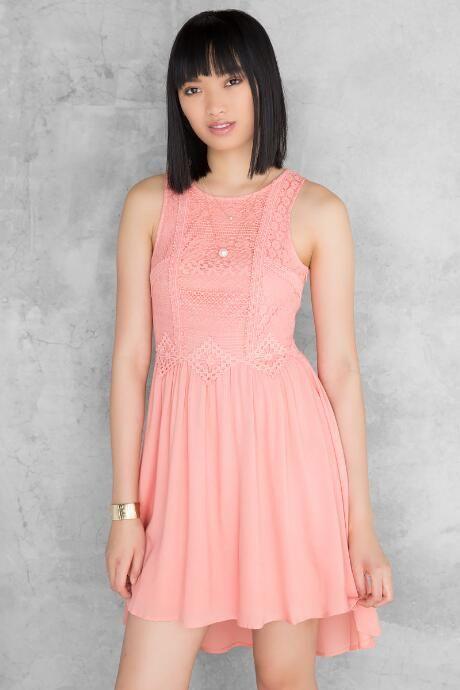 Emelia Crochet Dress $19.98 $48.00 | clothes | Pinterest | Crochet ...