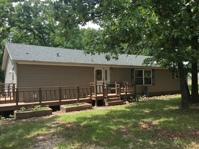 Neat Clean Move In Ready Manufactured Home On Permanent