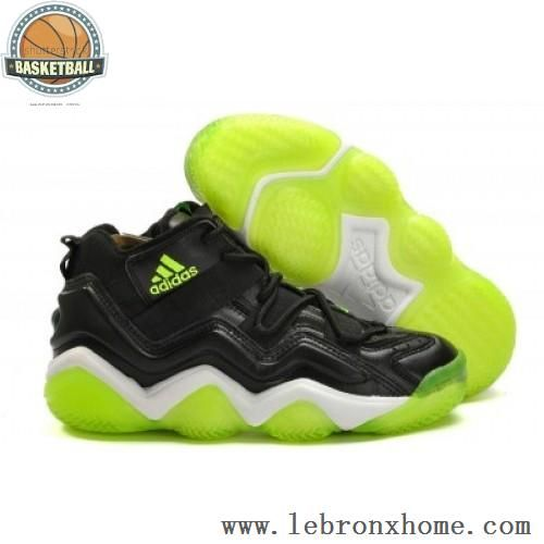Adidas Crazy 8 Kobe Shoes Black Green Shoes