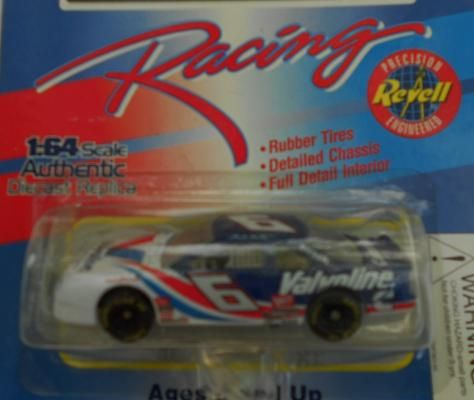 Nascar 1997 Revell 1 64 Scale 6 Mark Martin Die Cast Free Shipping Mark Martin It Cast Diecast