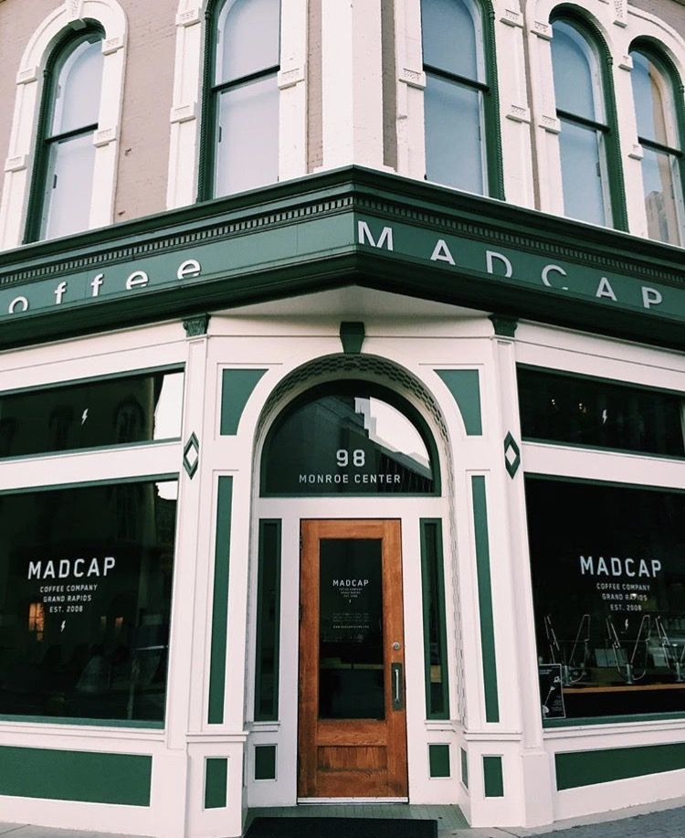 Detroit mi coffee shop madcap coffee photo from insta