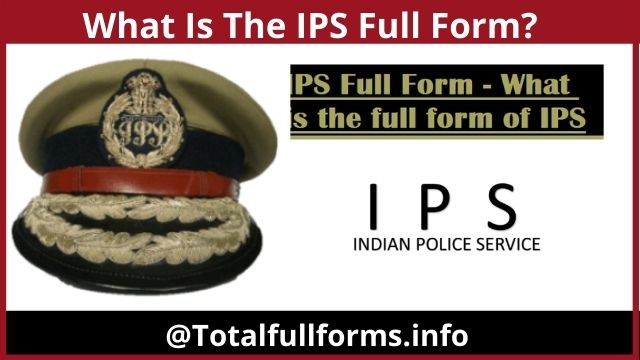 What Is The Ips Full Form Indian Police Service Central Industrial Security Force Intrusion Prevention System