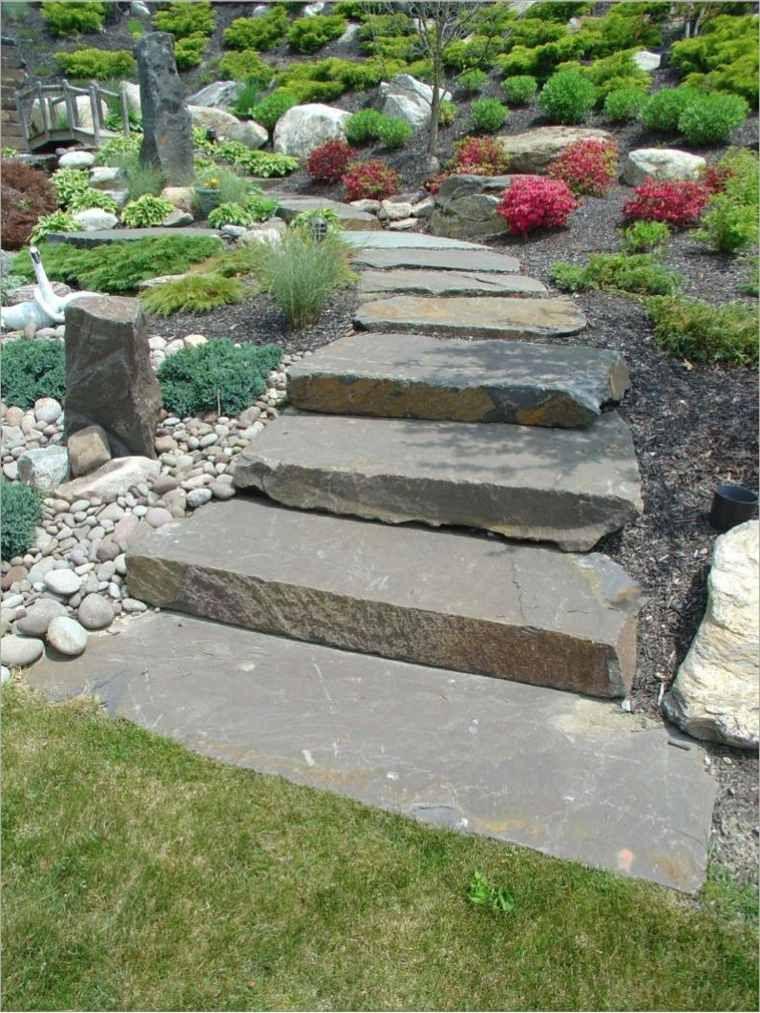 Escalier jardin : quelles sont les options possibles? | Gardens