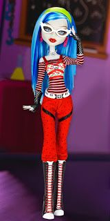 All about Monster High: Ghoulia Yelps