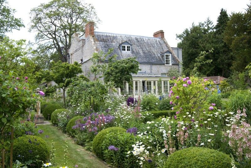 The Old Rectory Limington Yeovil Somerset England English Cottage Garden Cottage Garden Yeovil