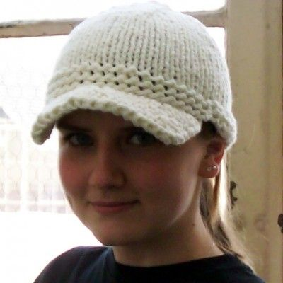 Knit Cute Hat Pattern My Sister In Law Made Me One Very Similar To