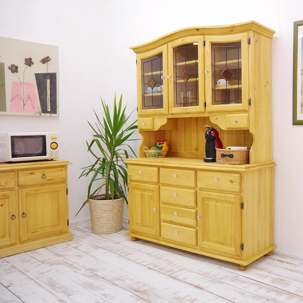 French Country Dining | Natural Interior | Country Furniture | Pine Factory