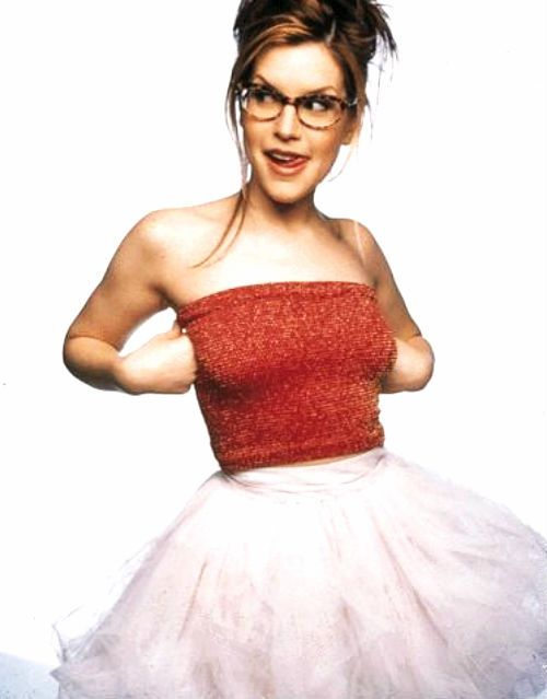 With lisa loeb naked you talent