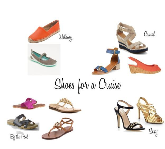 085fb54c1c63fd Shoes for a cruise  Here 4 types you won t want to leave home without. Read  why.
