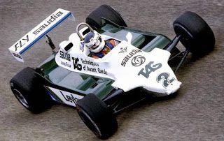 """13 de setiembre, 1981 Carlos Reutemann y el """"Milagro"""" de Monza."""