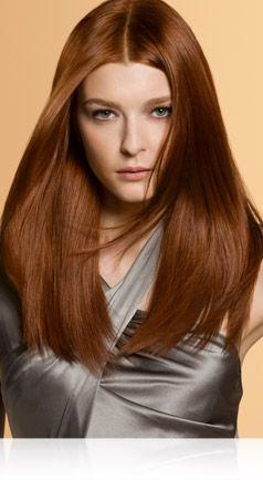 Superior 6.5C Brilliant Brunette® Lightest Copper Brown   Precision Foam Permanent  Colour Shades   John Frieda® Pictures