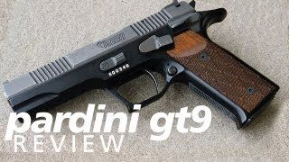 Review: Pardini GT9 - The best 9mm range gun you can buy