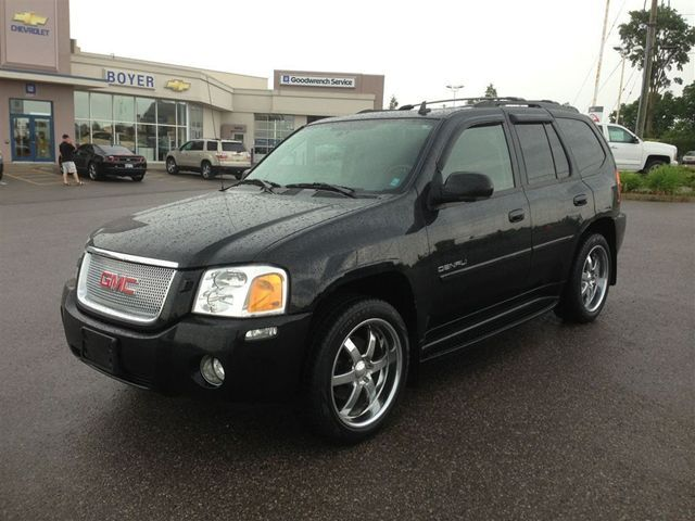 2006 Gmc Envoy Denali 4x4 Lindsay Ontario Used Car For Sale