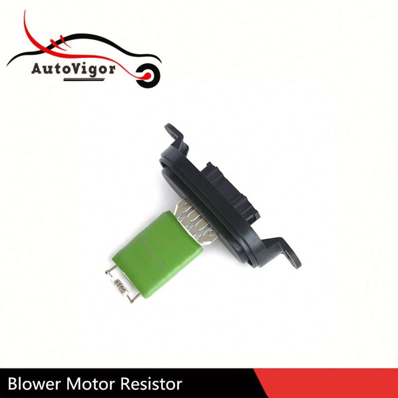 Heater Blower Motor Fan Resistor Part Fit For VW T5 Transporter Multivan Touareg