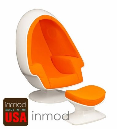 Deluxe modPod Egg Chair  sc 1 st  Pinterest & Stereo Alpha Egg Chair | Egg chair