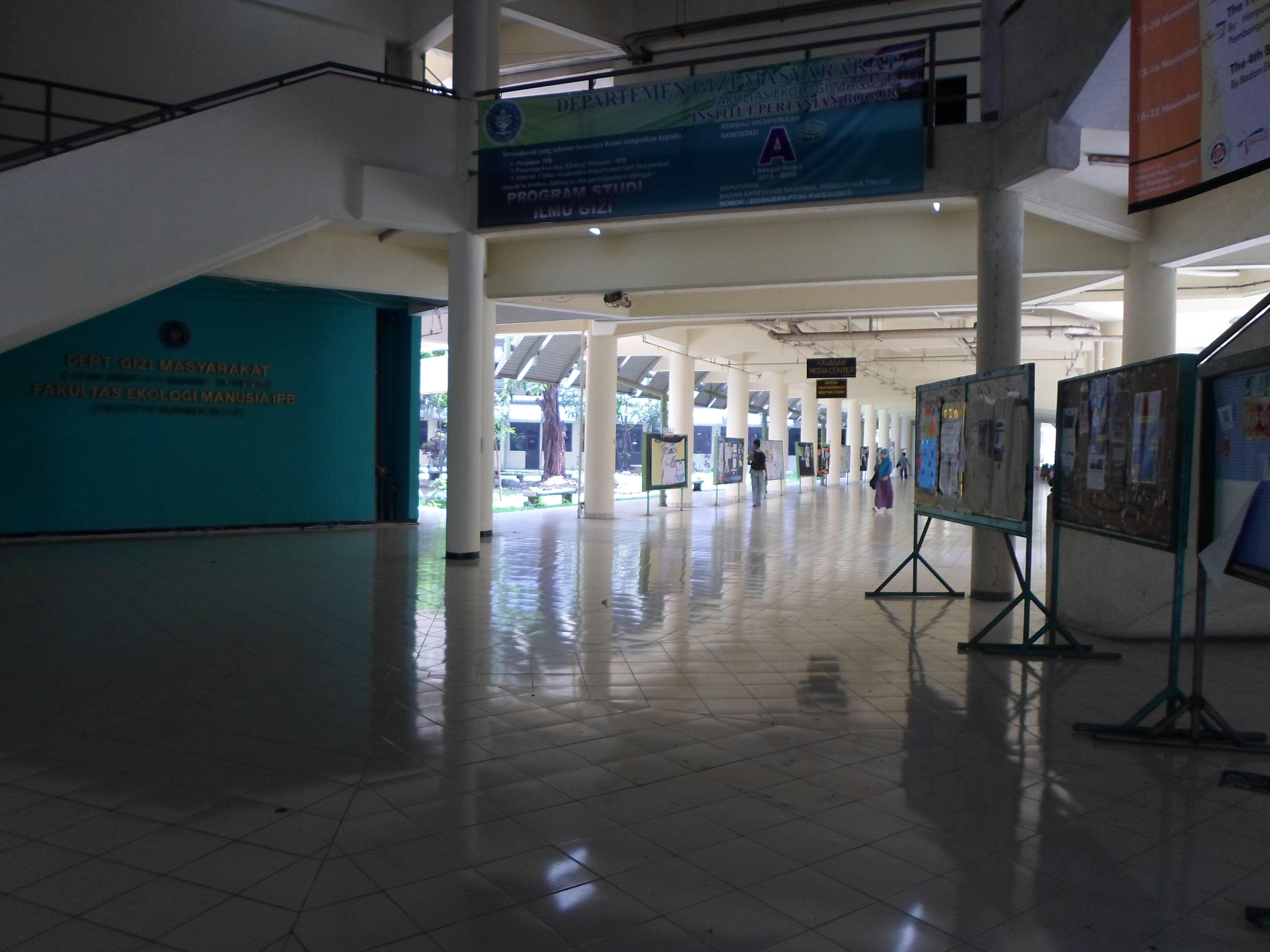 2 NODE FEMA FEMA IPB Bogor Agricultural University