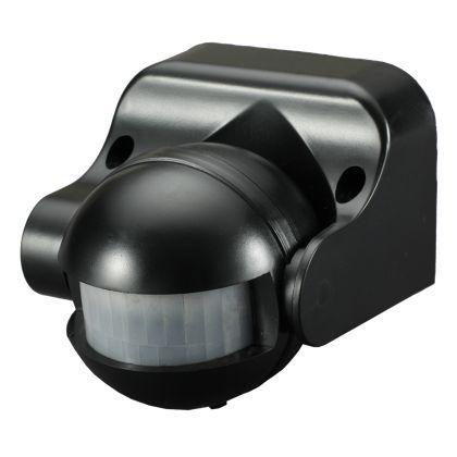 Black Motion Sensor
