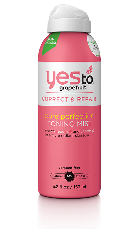 Pore Perfection Toning Mist from Yes To | Find more cruelty-free beauty @Quirkist |