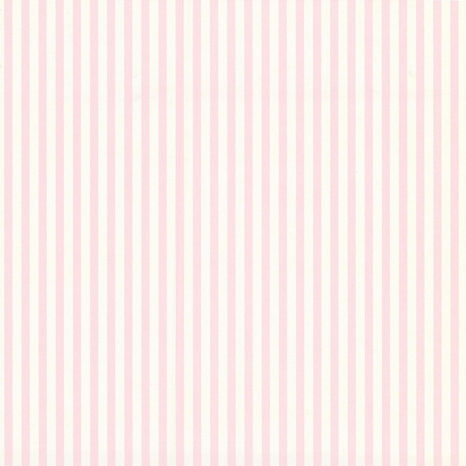 papier peint rayures roses et blanches tartine et chocolat chambre b b pinterest. Black Bedroom Furniture Sets. Home Design Ideas