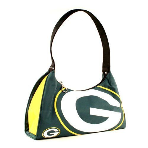 Green Bay Packers Big Logo NFL Hobo Purse ** You can find more details by visiting the image link.