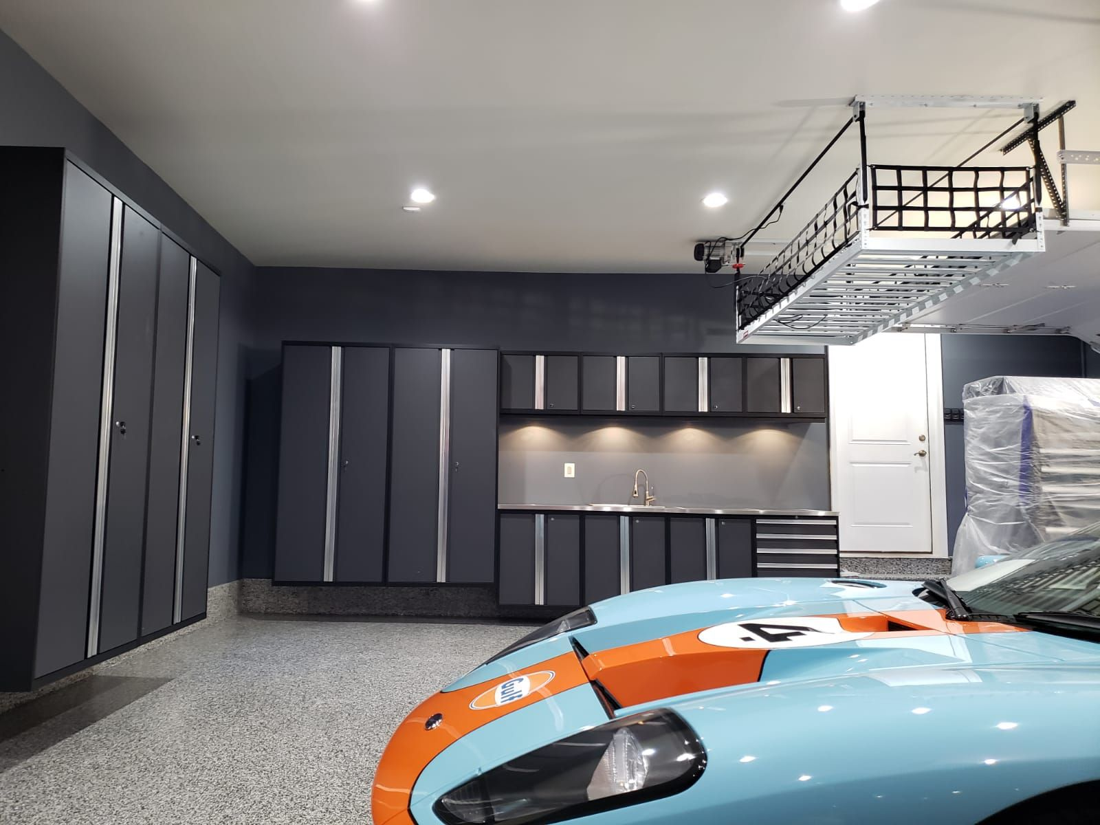 Garage Makeover Wall Storage Systems Wall Storage Garage Makeover