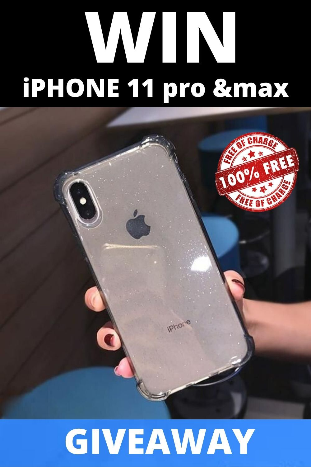 Iphone Official Giveaway Today Win A Free Iphone 11 Instantly In 2020 Iphone Free Iphone Iphone 11