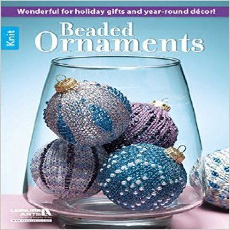 Beaded Ornaments to Knit, Multicolor