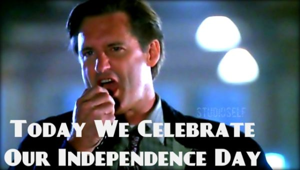 Today We Celebrate Our Independence Day Movie speeches