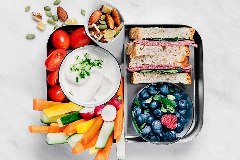 How to pack a perfect lunch for kids Canadian Living