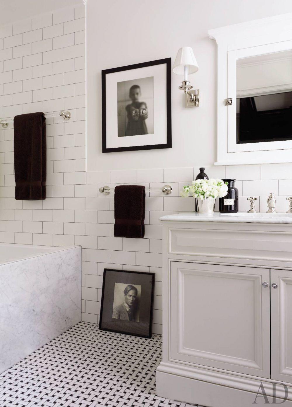 Contemporary Bathroom In New York, New York
