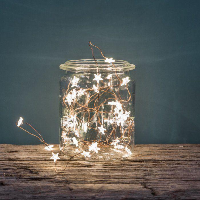 Guirlande lumineuse étoiles Le Petit Floril¨ge