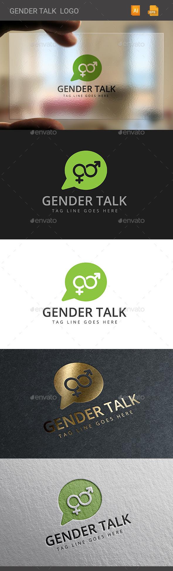 Gender Talk Logo
