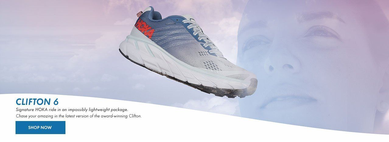Explore your world with Hoka One One