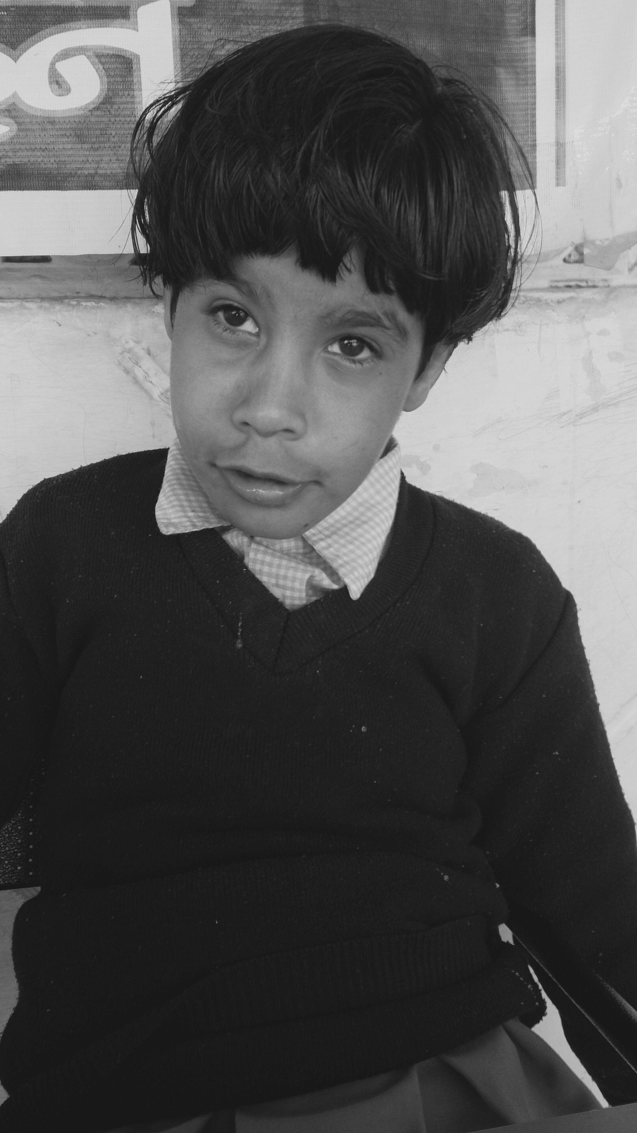 Portrait of Mansi