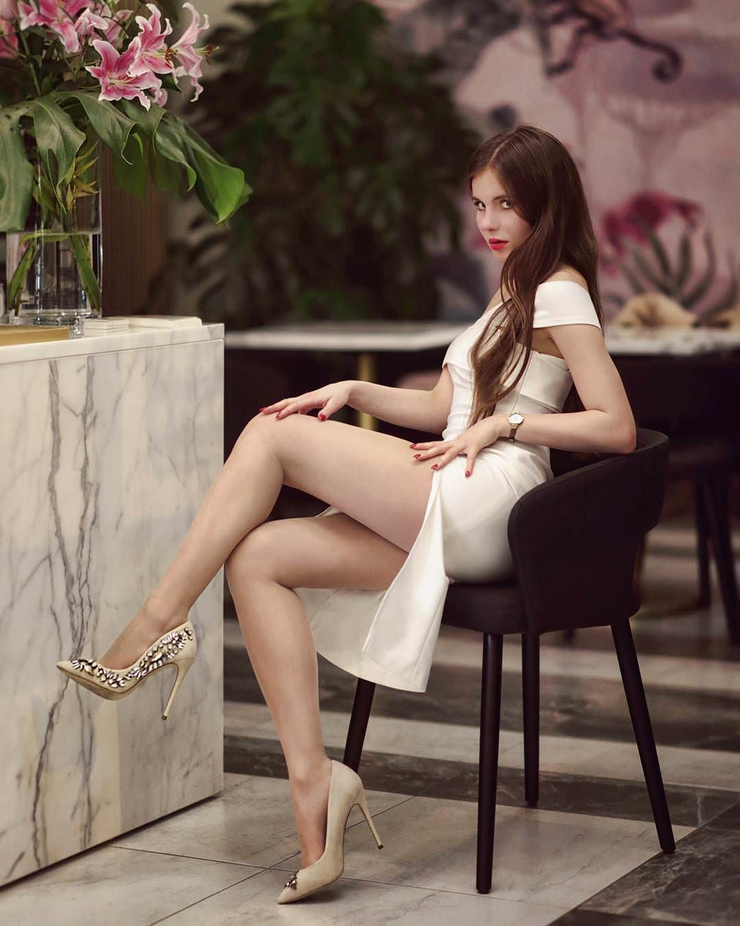 Pin on desirable legs on sexy women