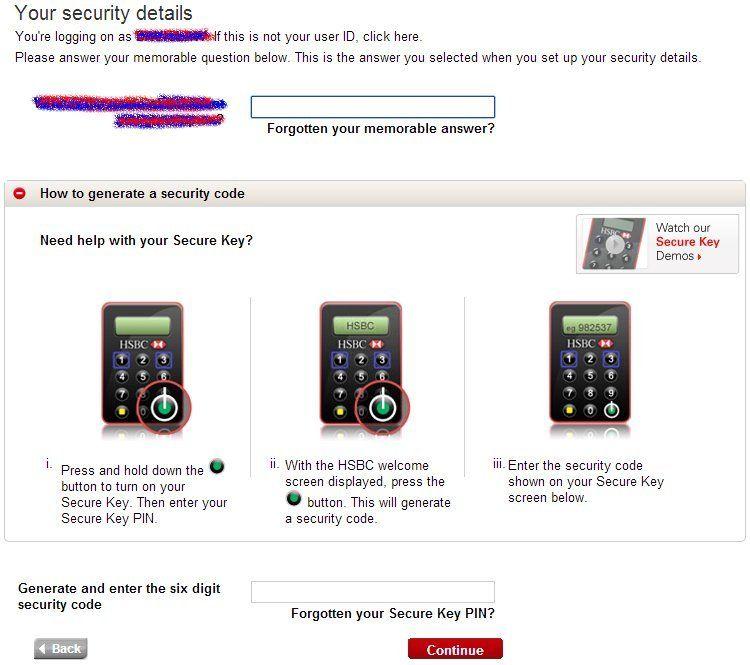 HSBC Online Banking Security | Make Money Online | Online