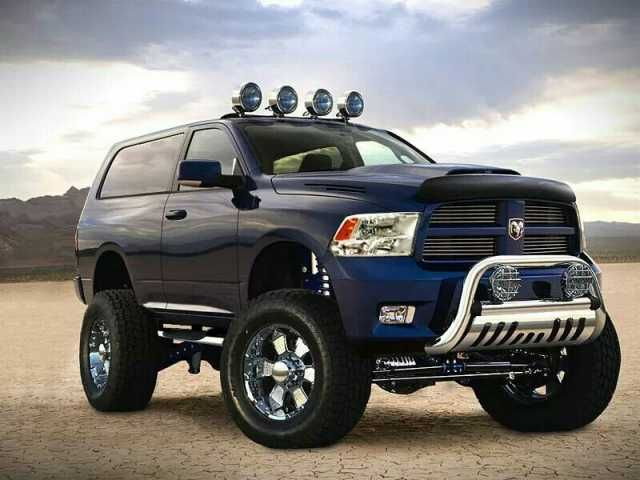 2016 Dodge Ramcharger Concept Price Redesign Release Trucks