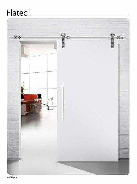 Puertas correderas tipo granero construye tus proyectos - Puerta corredera granero ...