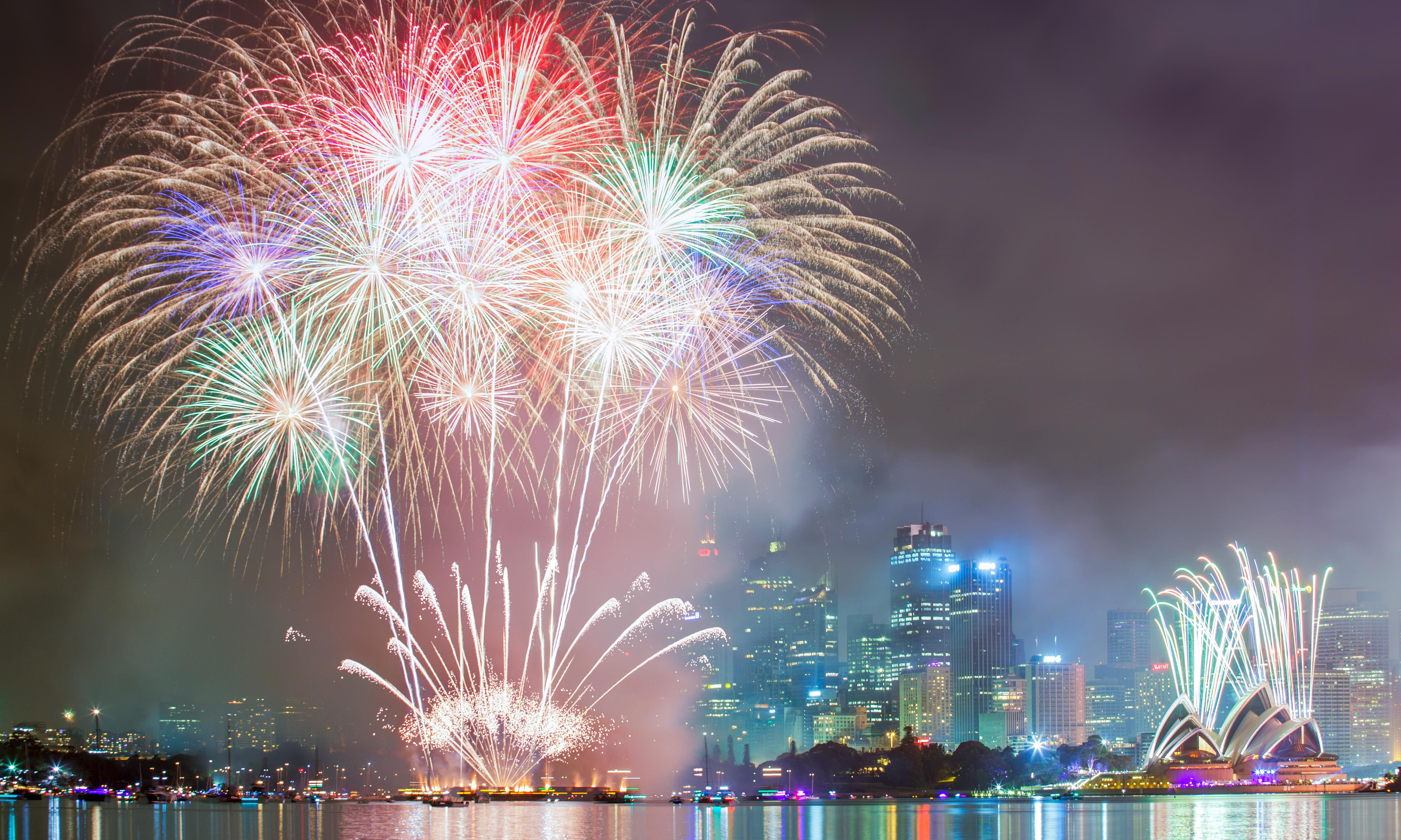 Where's the party? New Year's Eve celebrations around the ...