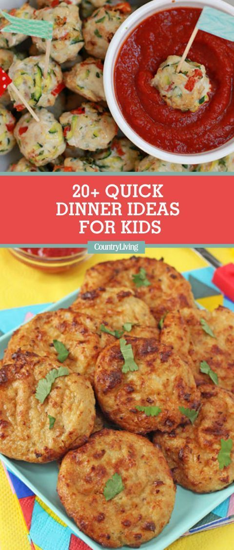 These Dinner Ideas for Kids Will Make Any Picky Eater Happy images