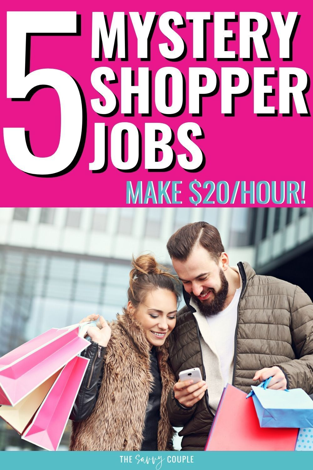 5 Best Mystery Shopper Jobs That Pay Great in 2020 (With