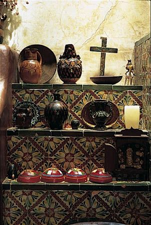 Cocinas mexicanas tradicionales all photos melba levick tejaban cocinas mexicanas - Muebles moreno talavera ...
