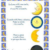 Poesias Infantiles Para Imprimir Poemas Para Niños Actividades Poesias Infantiles