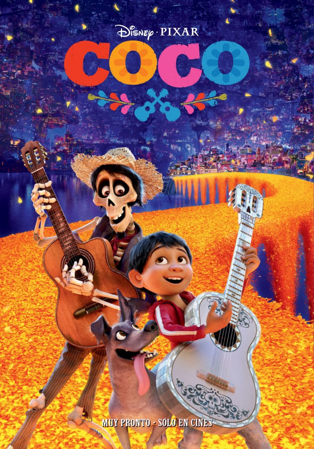 Image result for coco movie poster