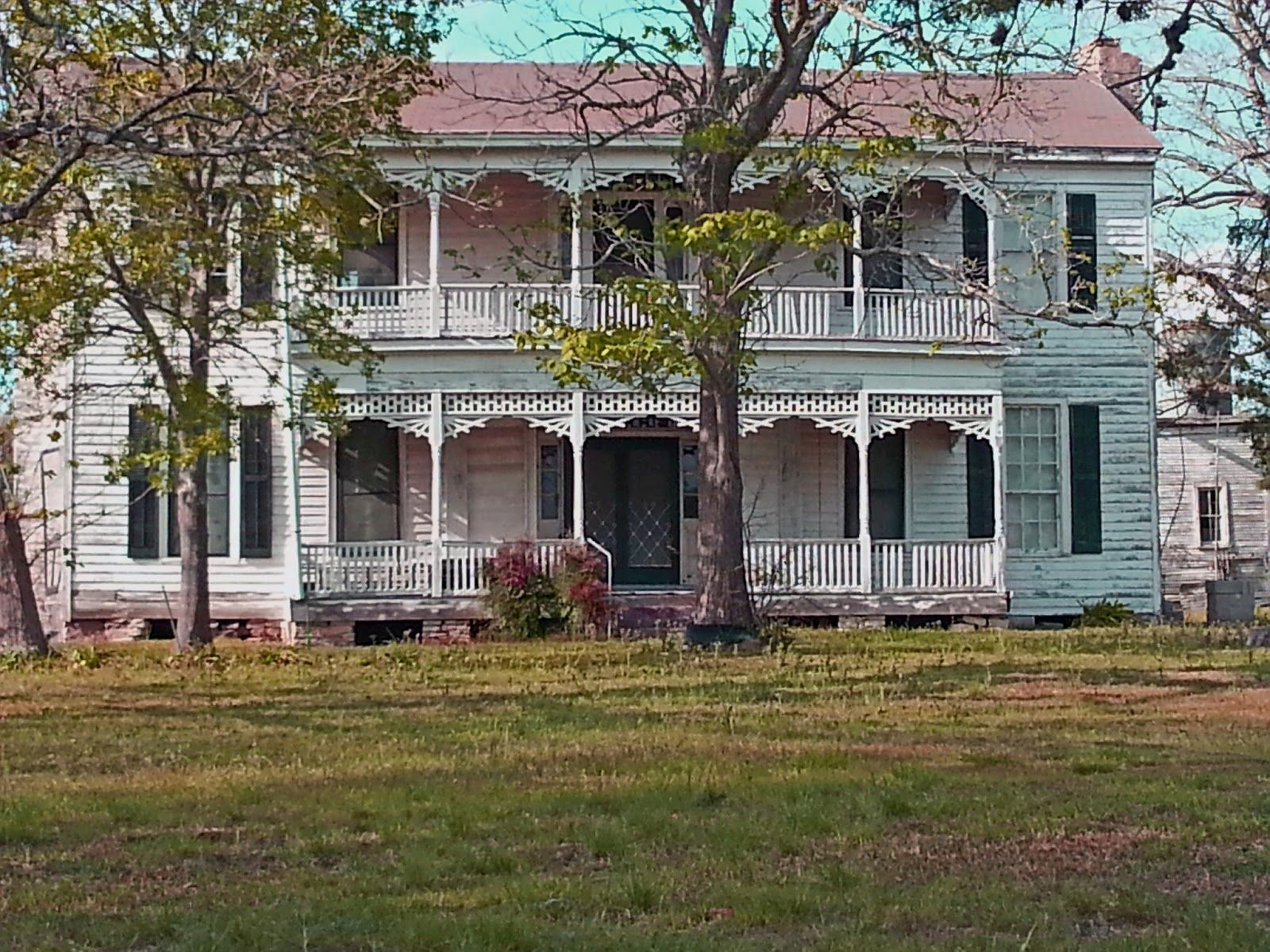 Abandoned Texas plantation History that I love in 2019