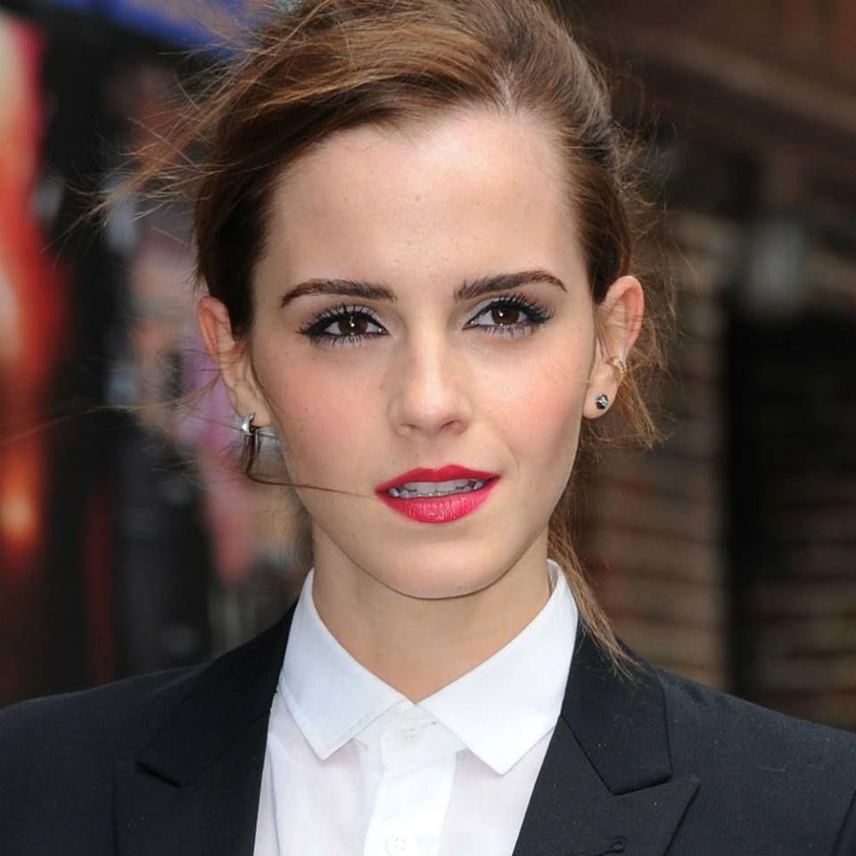 Emma watson perfect make up