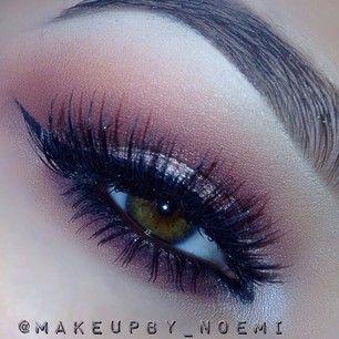 Noemi @makeupby_noemi Instagram photos | Websta (Webstagram)