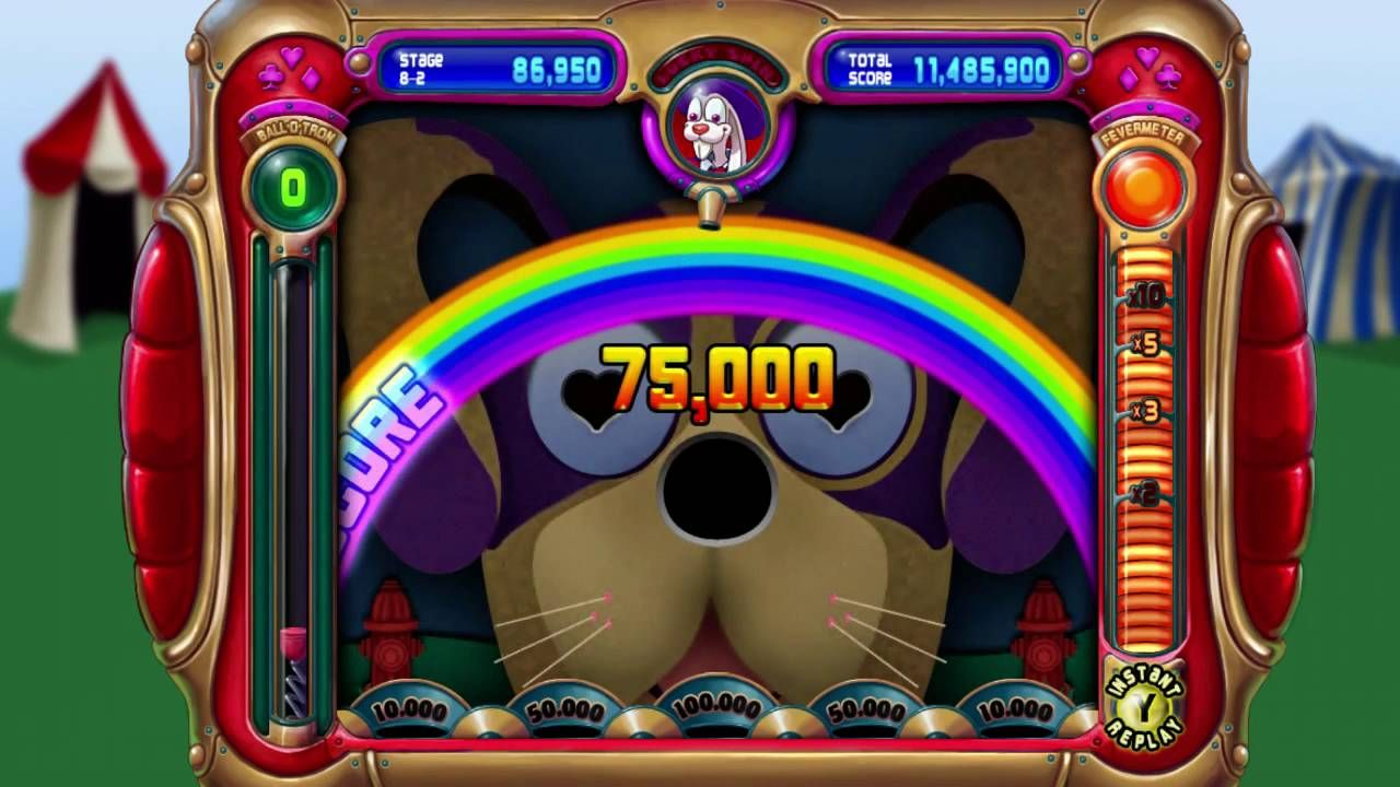 PEGGLE Walkthrough Warren Rabbit Lucky Spin #xbox #kidsgames