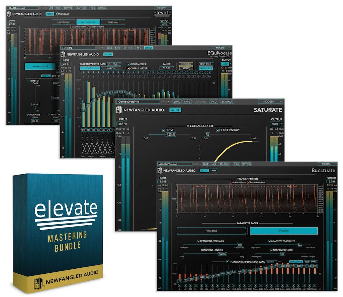 New Software Review Elevate Bundle by Eventide