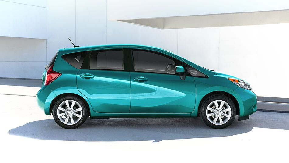 All New 2014 Nissan Versa Note Your Door To More Color Is